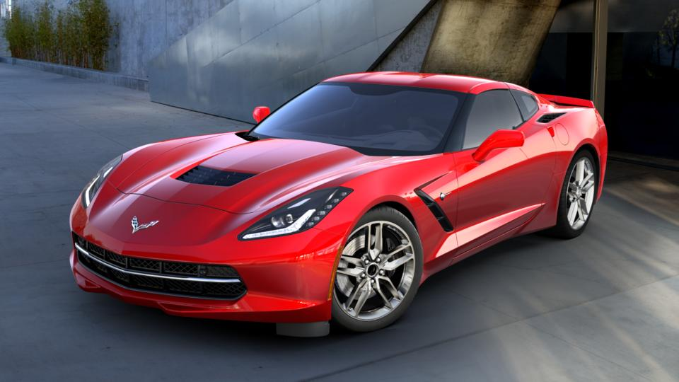 Gmc Columbia Sc >> Used Torch Red 2016 Chevrolet Corvette Stingray Coupe Z51 ...