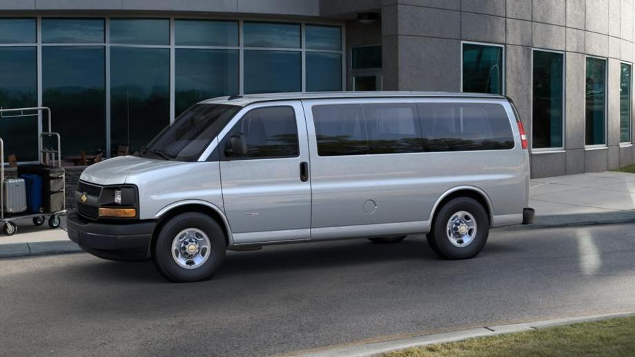 New 2016 Chevy Express Passenger Sales In Akron Oh