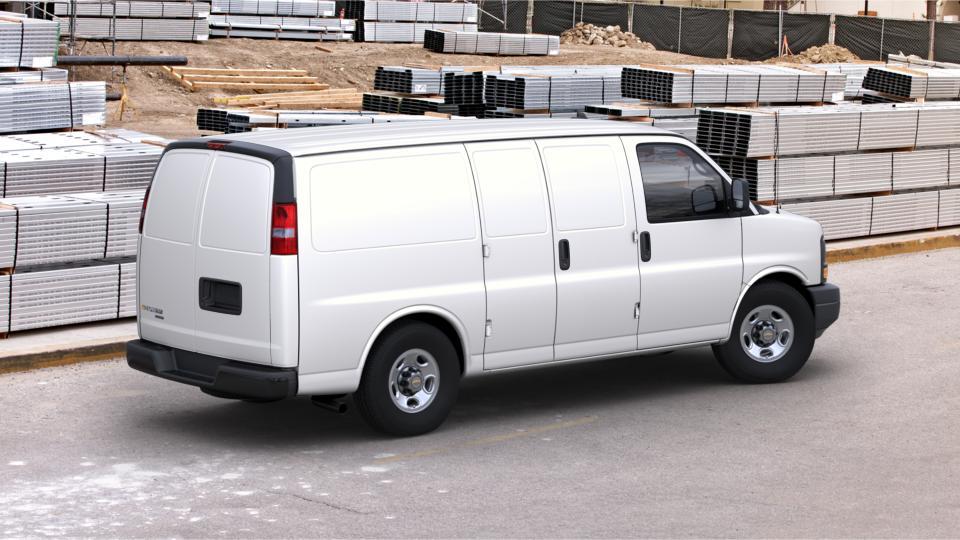 new summit white 2016 chevrolet express cargo van 2500 regular wheelbase rear wheel drive for. Black Bedroom Furniture Sets. Home Design Ideas