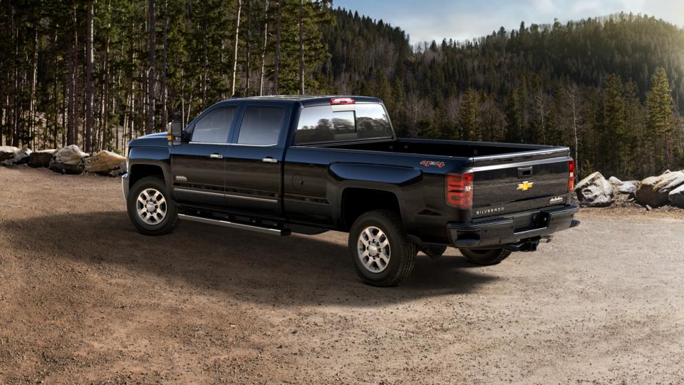 Bastrop Black 2016 Chevrolet Silverado 3500HD Used Truck