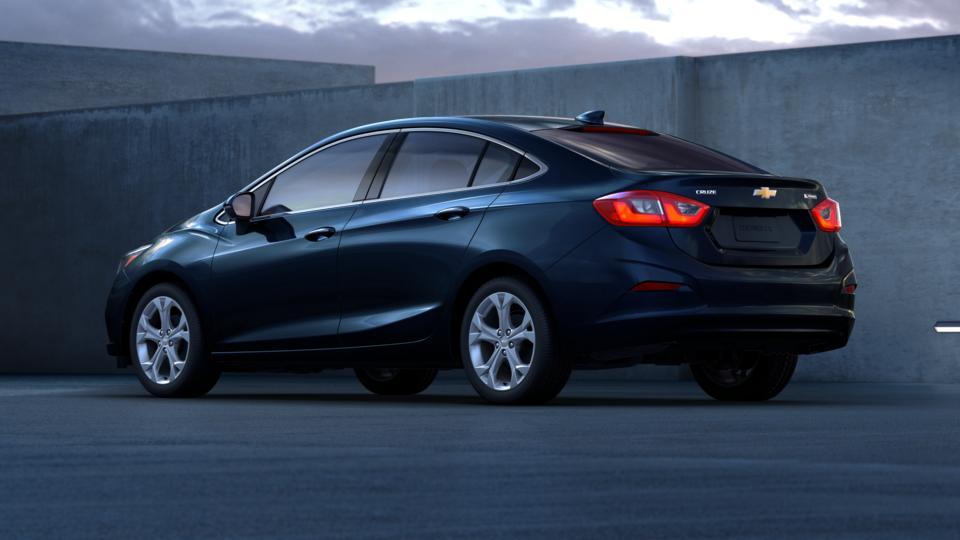 Certified Blue Ray Metallic 2016 Chevrolet Cruze Sedan ...