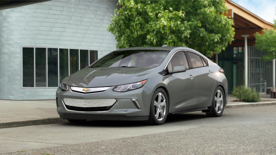 ... Petersburg Gray Metallic 2017 Chevrolet Volt: New Car for Sale - 71361