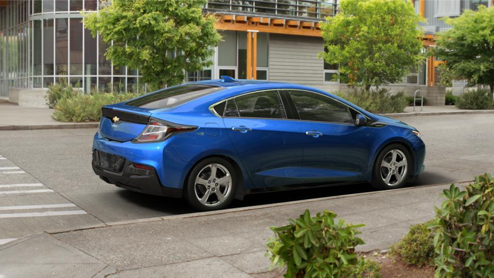 Raleigh Kinetic Blue Metallic 2017 Chevrolet Volt: New