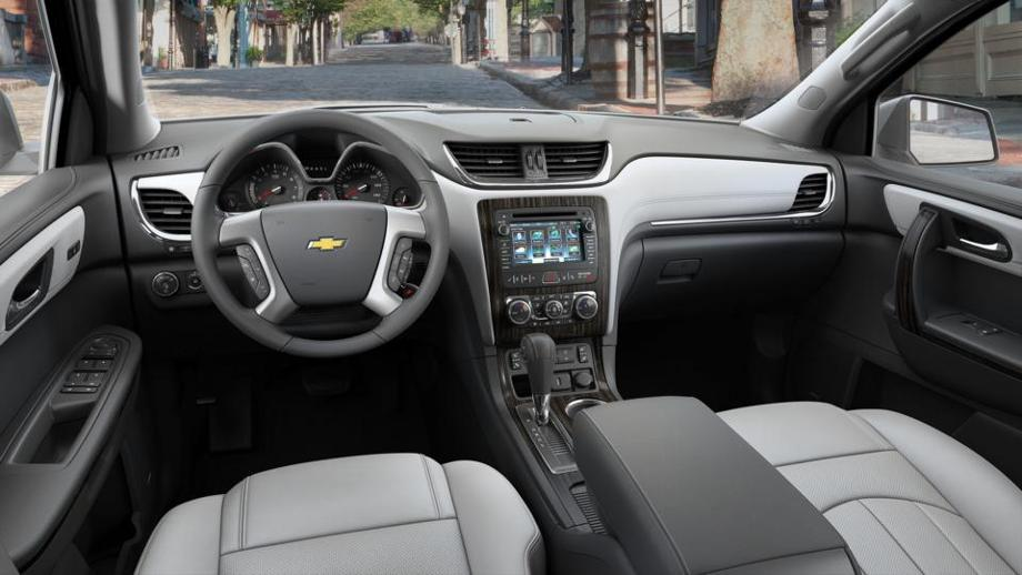 New 2017 Chevrolet Traverse From Your Thousand Oaks Ca Dealership Rydell Chevrolet