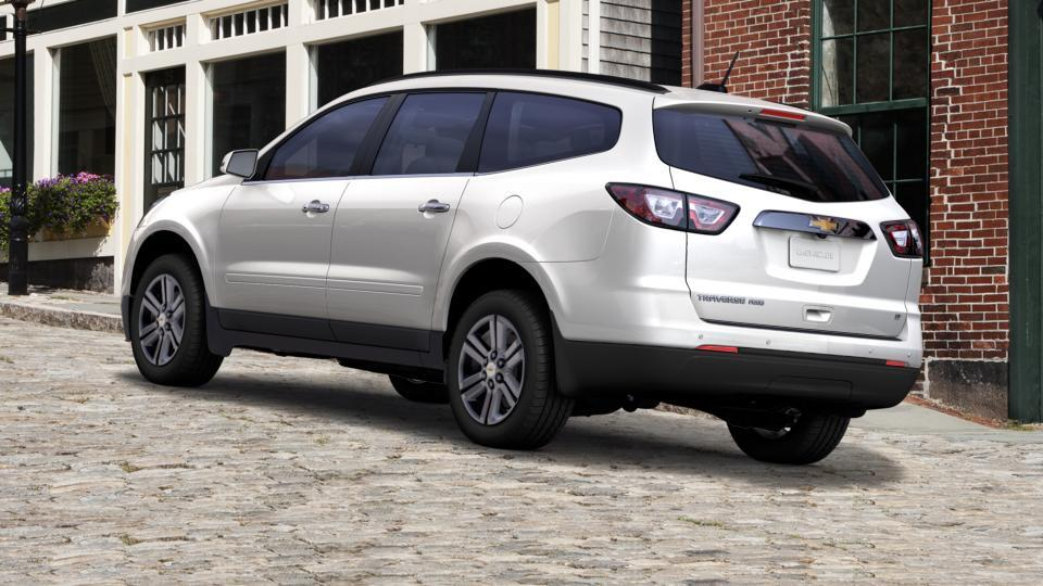new 2017 iridescent pearl tricoat chevrolet traverse awd 2lt for sale in washington. Black Bedroom Furniture Sets. Home Design Ideas