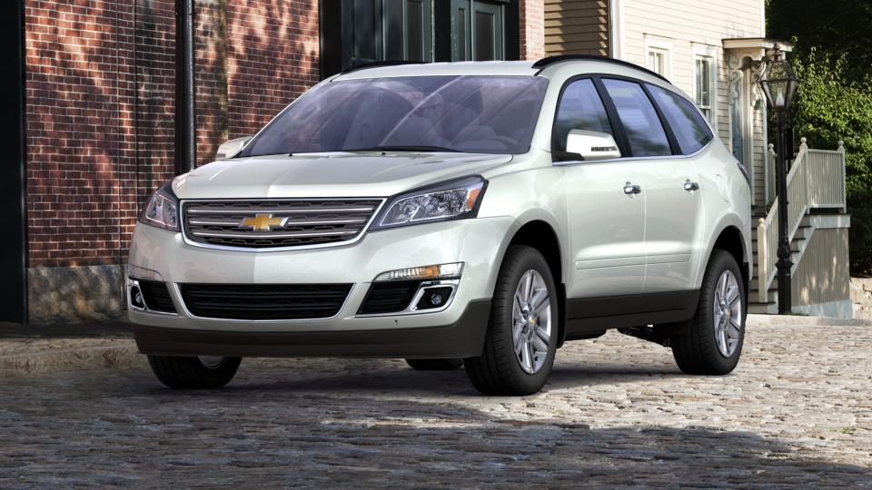 2017 Chevrolet Traverse Vehicle Photo in Johnston, RI 02919
