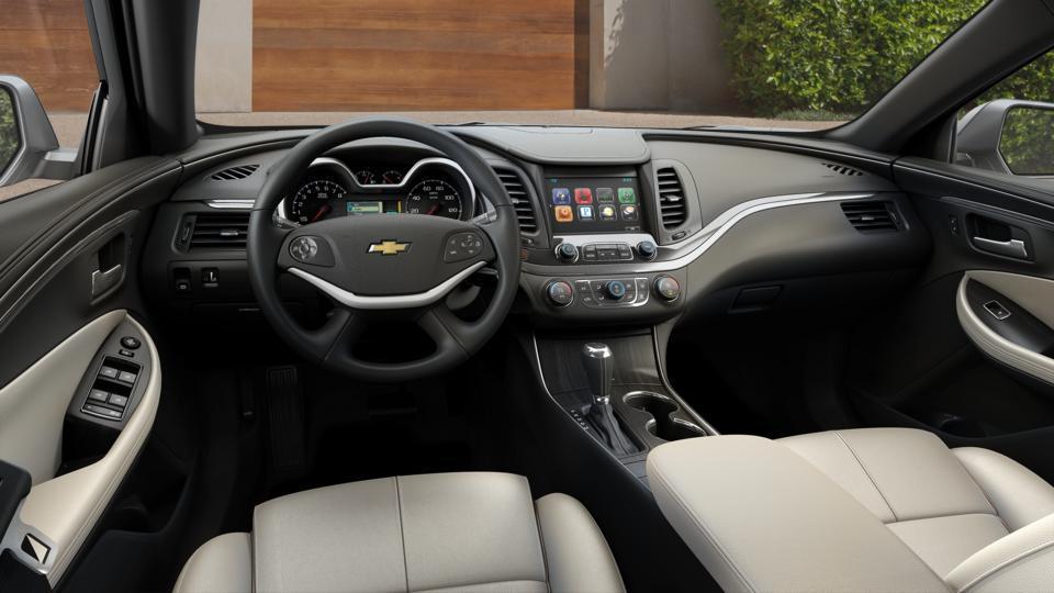 New 2017 Summit White Chevrolet Impala 1lt For Sale In Fl 7917