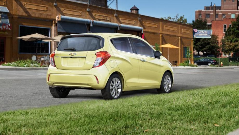 Find the New 2017 Chevrolet Spark at Karl Chevrolet in Iowa