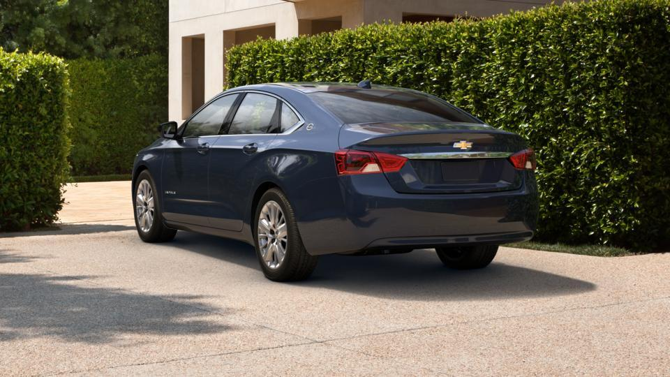 New 2017 G1m Blue Velvet Chevrolet Impala Ls For Sale In