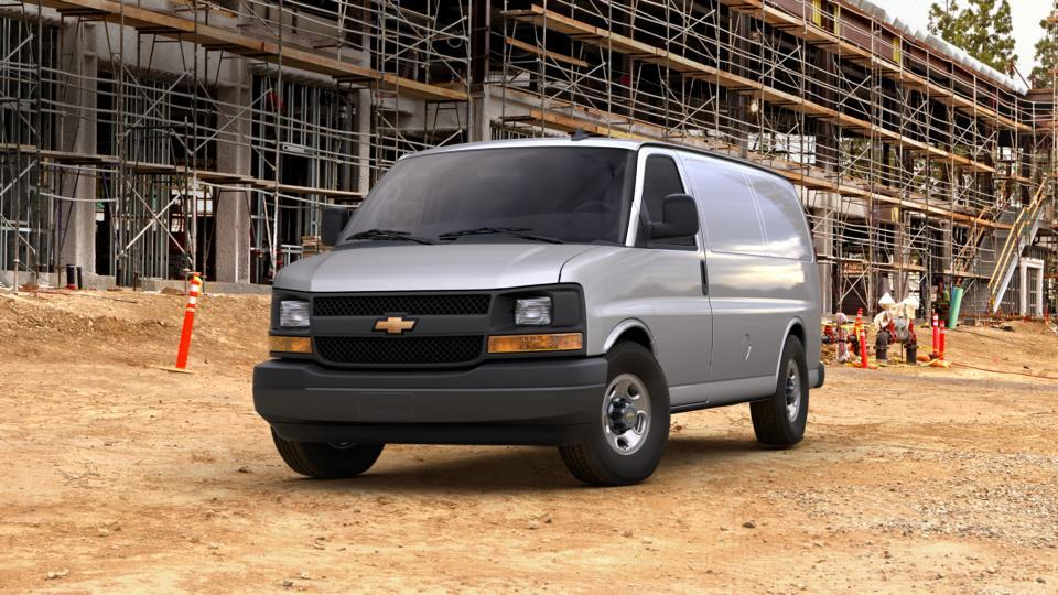 2017 Chevrolet Express Cargo Van Vehicle Photo in Johnston, RI 02919