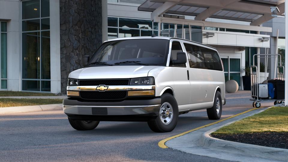 waterford summit white 2017 chevrolet express passenger new van for sale 70237. Black Bedroom Furniture Sets. Home Design Ideas