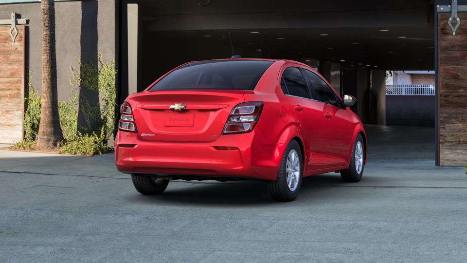 New Red Hot 2017 Chevrolet Sonic For Sale In Baton Rouge