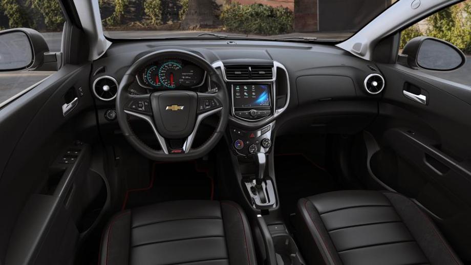 New Chevrolet Sonic In Knoxville Tn Reeder Chevrolet