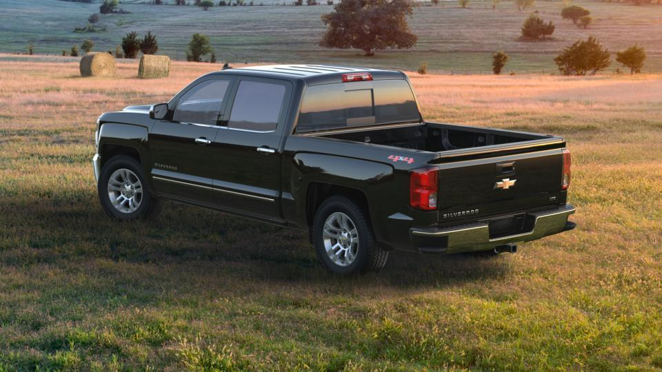 certified 2017 chevrolet silverado 1500 crew cab short box 4 wheel. Cars Review. Best American Auto & Cars Review
