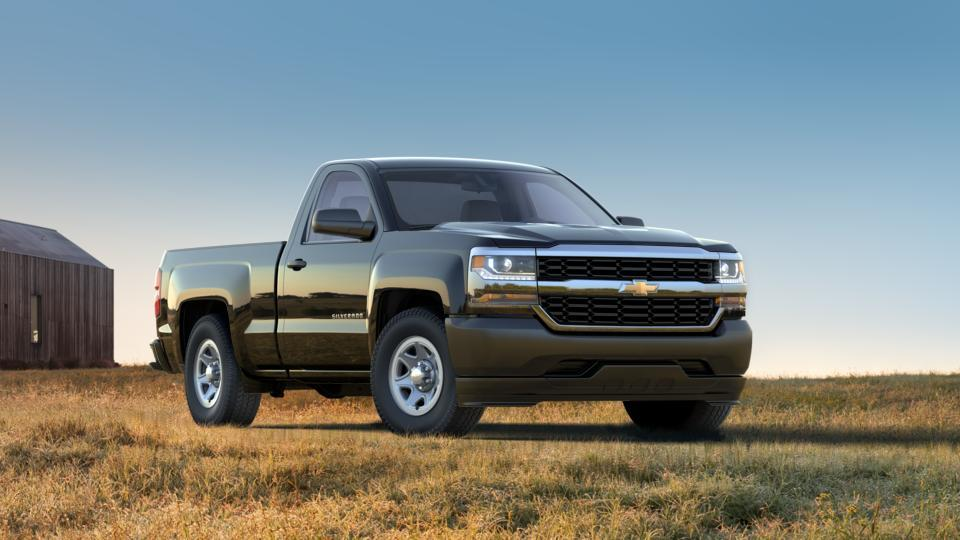 new black 2017 chevrolet silverado 1500 regular cab standard box 2 wheel drive wt for sale in. Black Bedroom Furniture Sets. Home Design Ideas
