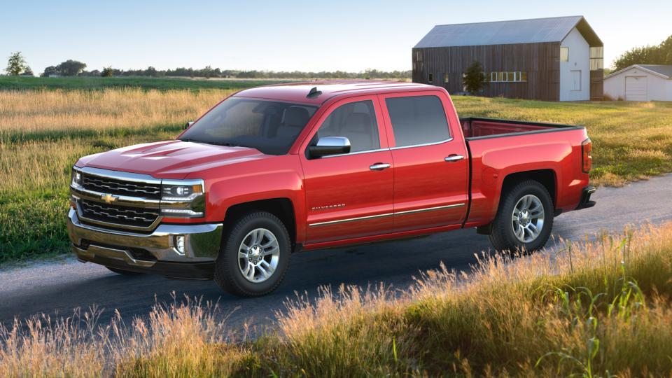 new 2017 red hot chevrolet silverado 1500 crew cab short box 2 wheel. Cars Review. Best American Auto & Cars Review