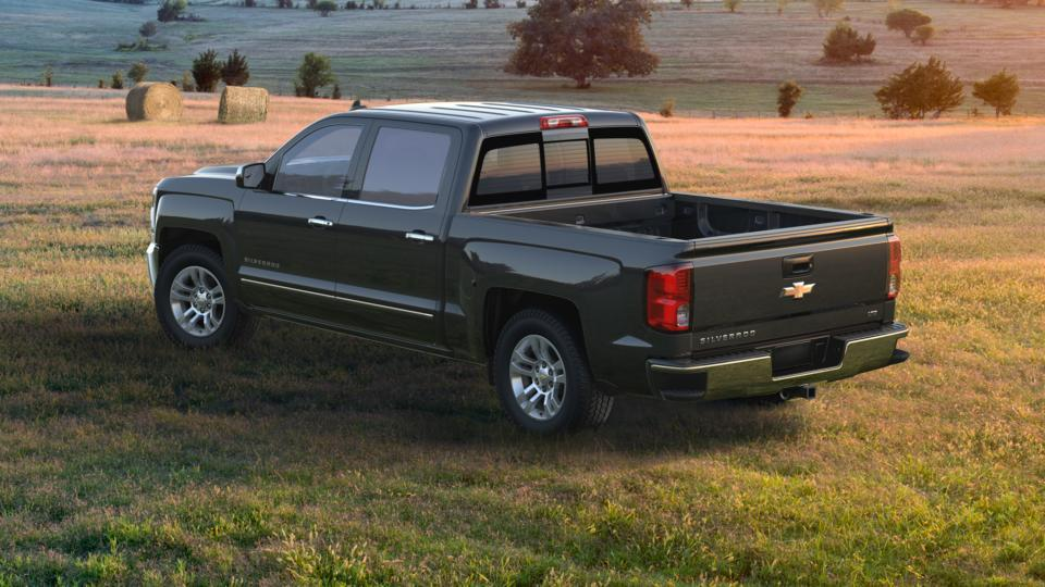 2017 chevrolet silverado 1500 crew cab short box 2 wheel drive ltz graphite metallic truck a. Black Bedroom Furniture Sets. Home Design Ideas