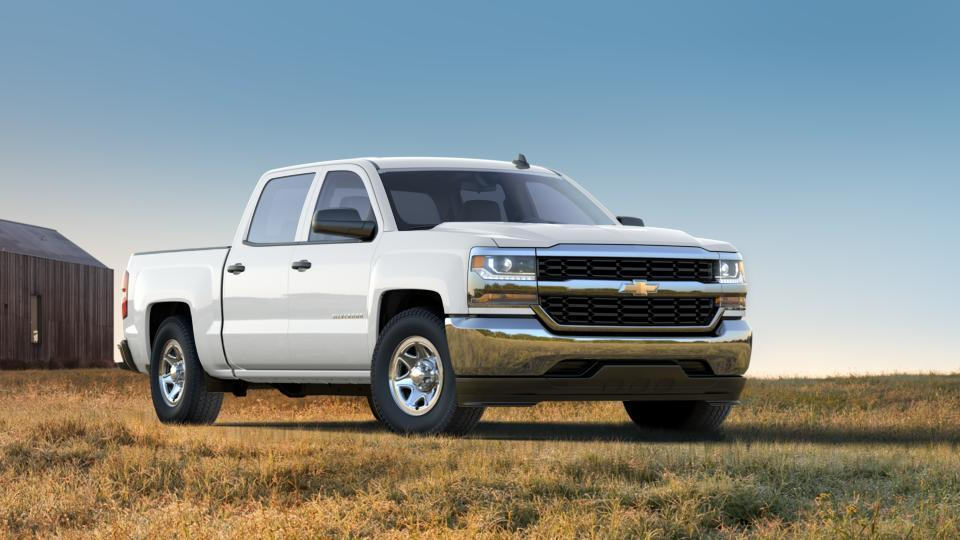 2017 chevrolet silverado 1500 crew cab short box 2 wheel drive ls summit white 4d crew cab a. Black Bedroom Furniture Sets. Home Design Ideas