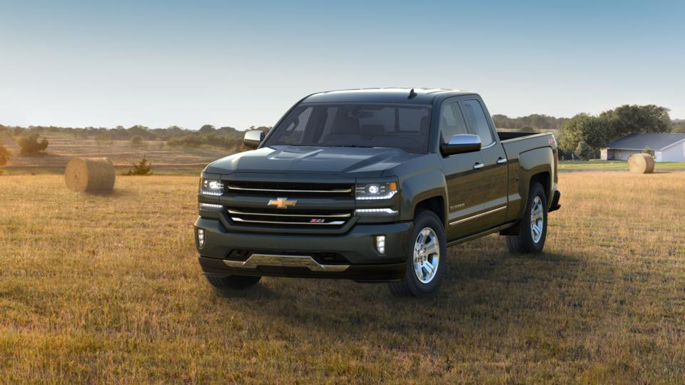 new graphite metallic 2017 chevrolet silverado 1500 double cab standard box 4 wheel drive ltz. Black Bedroom Furniture Sets. Home Design Ideas