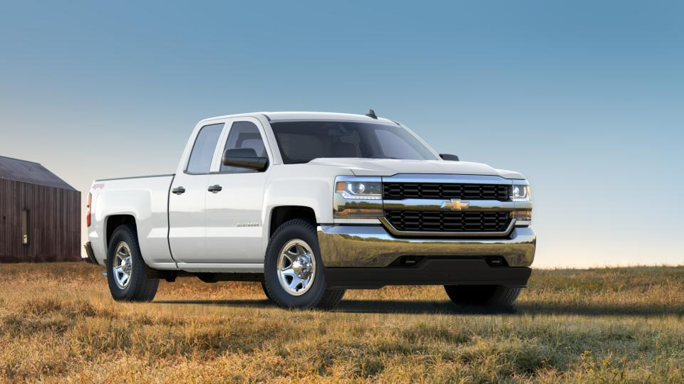 2017 chevrolet silverado 1500 double cab standard box 4 wheel drive ls summit white double cab. Black Bedroom Furniture Sets. Home Design Ideas