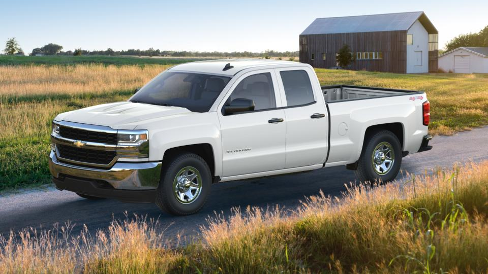 2017 chevrolet silverado 1500 double cab standard box 4. Black Bedroom Furniture Sets. Home Design Ideas