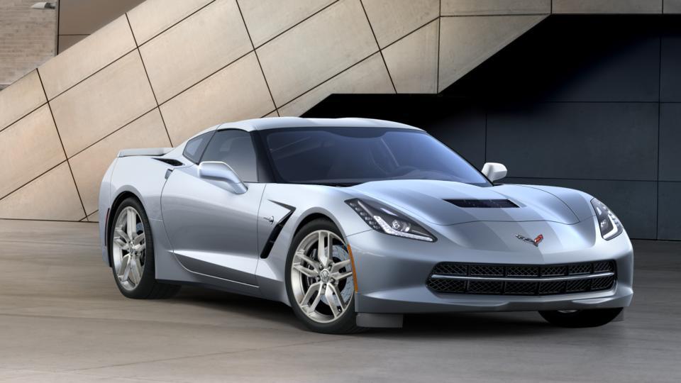 new 2017 blade silver metallic chevrolet corvette for sale. Black Bedroom Furniture Sets. Home Design Ideas