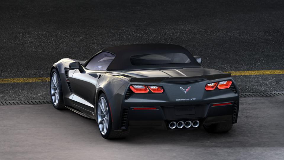 New 2017 Watkins Glen Gray Metallic Chevrolet Corvette