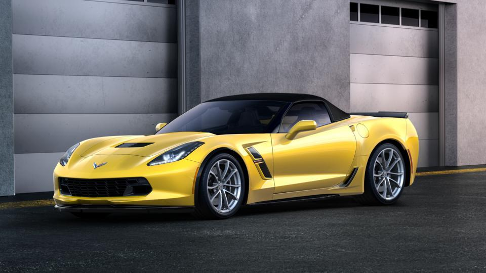 Jack Schmitt Chevrolet >> New Corvette Racing Yellow Tintcoat Yellow 2017 Chevrolet Corvette Grand Sport Convertible 3LT ...