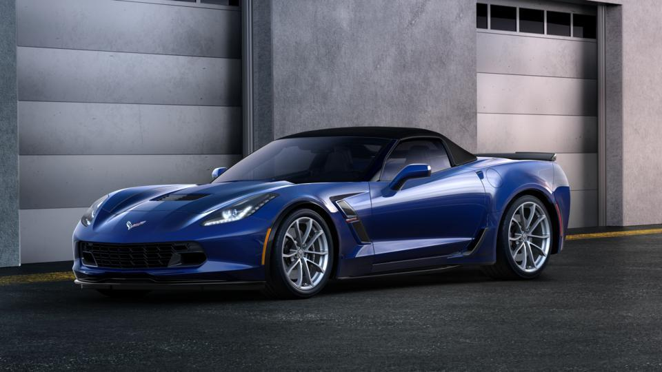thousand oaks admiral blue 2017 chevrolet corvette new car for sale 85935. Cars Review. Best American Auto & Cars Review