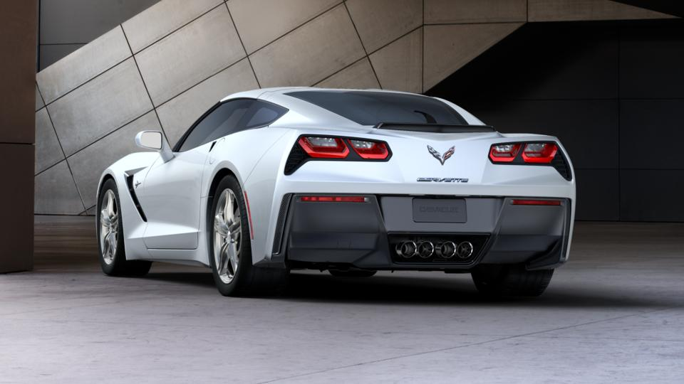 Arctic white 2017 chevrolet corvette for sale in for Gaithersburg motor vehicle administration gaithersburg md