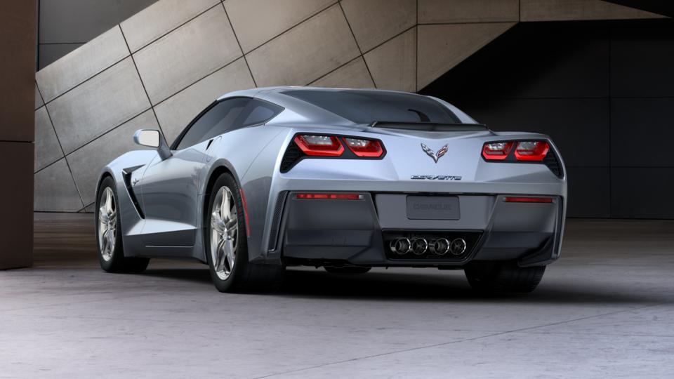 Bastrop Blade Silver Metallic 2017 Chevrolet Corvette