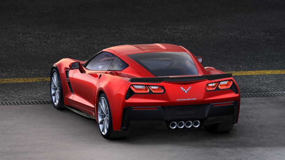 New Torch Red 2017 Chevrolet Corvette Grand Sport Coupe