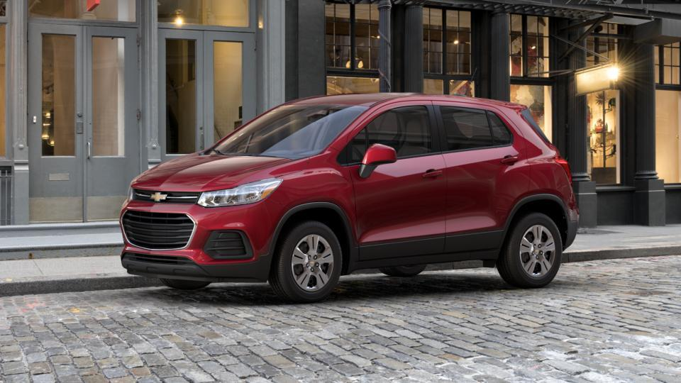 new crimson 2017 chevrolet trax fwd 4dr ls for sale in. Black Bedroom Furniture Sets. Home Design Ideas
