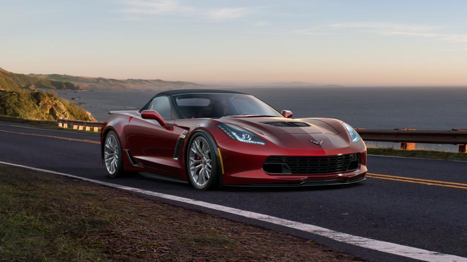 New Car 2017 Long Beach Red Metallic Tintcoat Chevrolet
