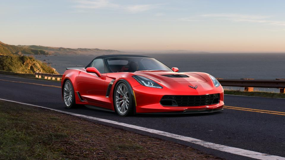 new 2017 torch red chevrolet corvette convertible z06 3lz for sale in new jersey h5603668. Black Bedroom Furniture Sets. Home Design Ideas