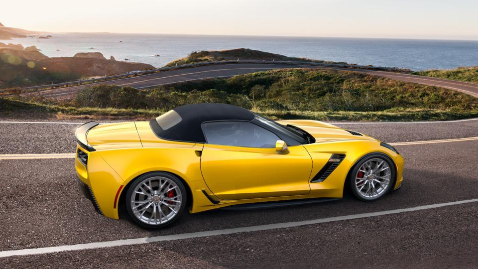 Jack Schmitt Chevrolet >> New Corvette Racing Yellow Tintcoat Yellow 2017 Chevrolet Corvette Convertible Z06 2LZ for Sale ...
