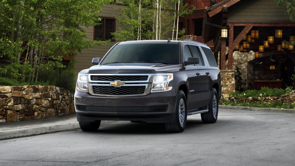 new tungsten metallic 2017 chevrolet suburban 4wd 1500 ls for sale in ny. Black Bedroom Furniture Sets. Home Design Ideas