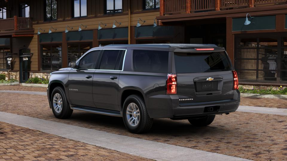 2017 chevrolet suburban 2wd 1500 ls tungsten metallic suv a chevrolet suburban classic chevy. Black Bedroom Furniture Sets. Home Design Ideas