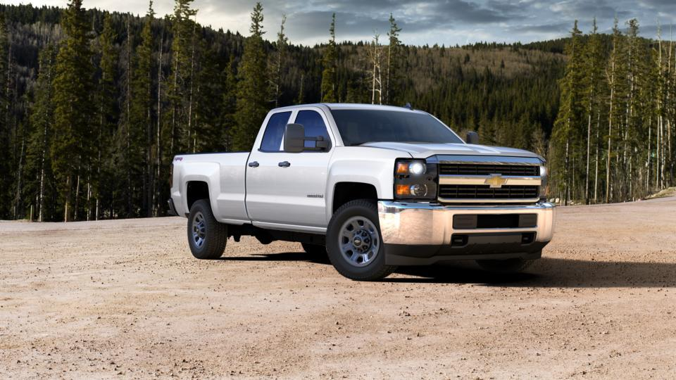 2017 chevrolet silverado 3500hd double cab long box 4 wheel drive work truck summit white truck. Black Bedroom Furniture Sets. Home Design Ideas