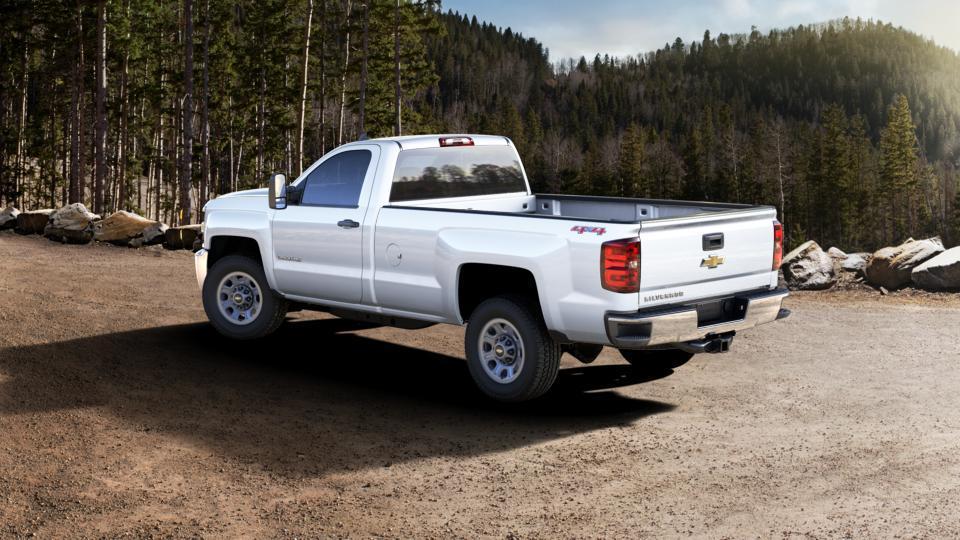 New 2017 Gaz Summit White Chevrolet Silverado 3500hd