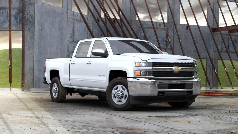 new summit white 2017 chevrolet silverado 2500hd crew cab standard box 4 wheel drive lt for sale. Black Bedroom Furniture Sets. Home Design Ideas