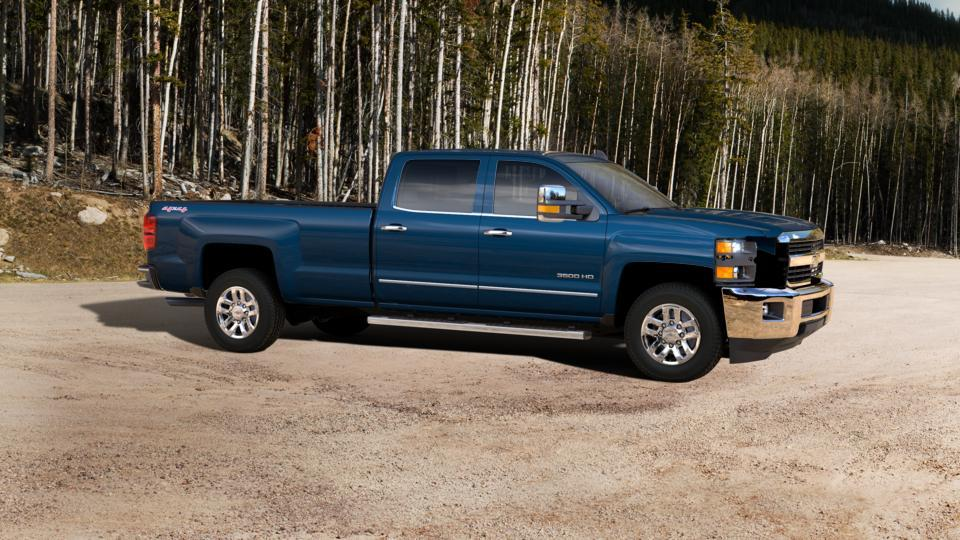 new 2017 deep ocean blue metallic chevrolet silverado 3500hd crew cab long box 4 wheel drive ltz. Black Bedroom Furniture Sets. Home Design Ideas