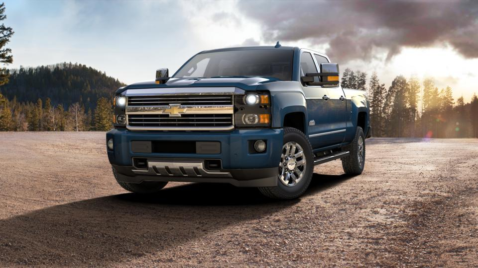 2017 Deep Ocean Blue Crew Cab Standard Box 4 Wheel Drive