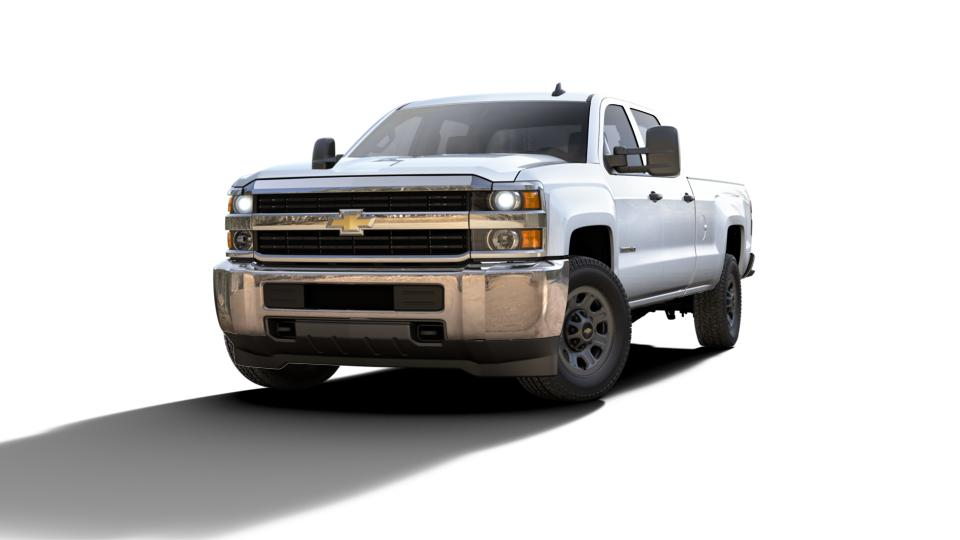 2017 chevrolet silverado 3500hd crew cab long box 2 wheel drive work truck summit white truck a. Black Bedroom Furniture Sets. Home Design Ideas
