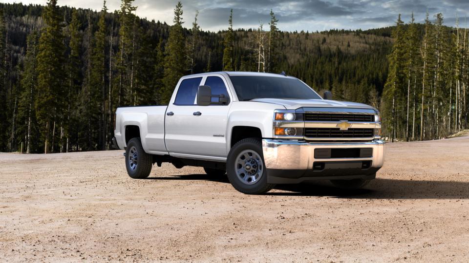 Banner Chevrolet New Orleans La >> New Summit White 2017 Chevrolet Silverado 3500HD Crew Cab Long Box 2-Wheel Drive Work Truck for ...