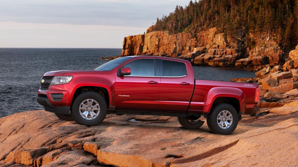 new 2017 chevrolet colorado crew cab long box 4 wheel drive lt. Cars Review. Best American Auto & Cars Review