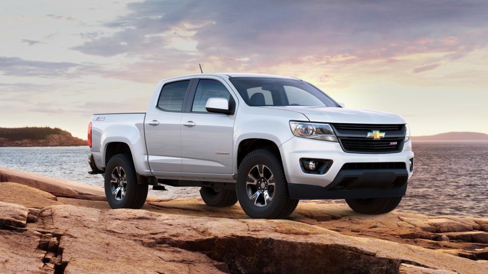 2017 CHEVROLET COLORADO CREW CAB FOR SALE