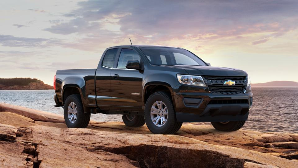 2017 CHEVROLET COLORADO LT REVIEW