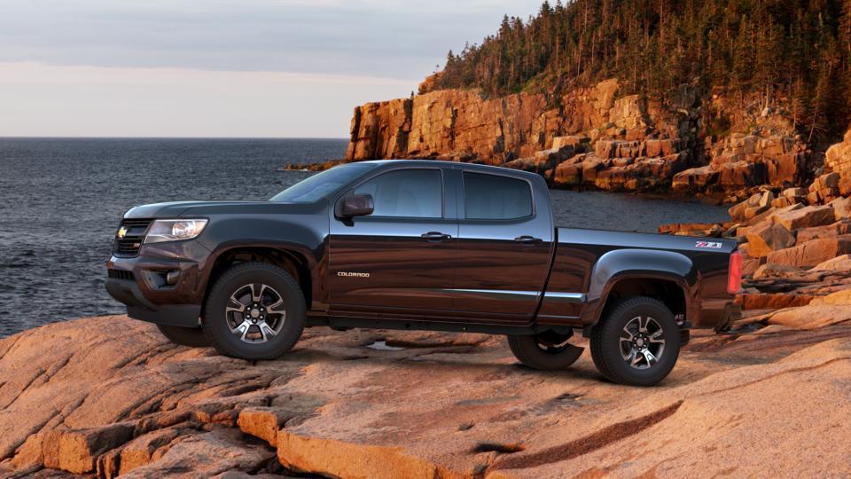 Bomnin Chevrolet Dadeland >> New Truck 2017 Black Chevrolet Colorado Crew Cab Long Box