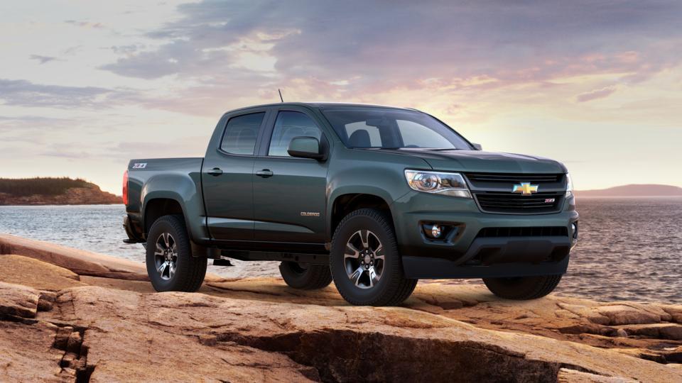 Arlington Black 2017 Chevrolet Colorado New Truck For